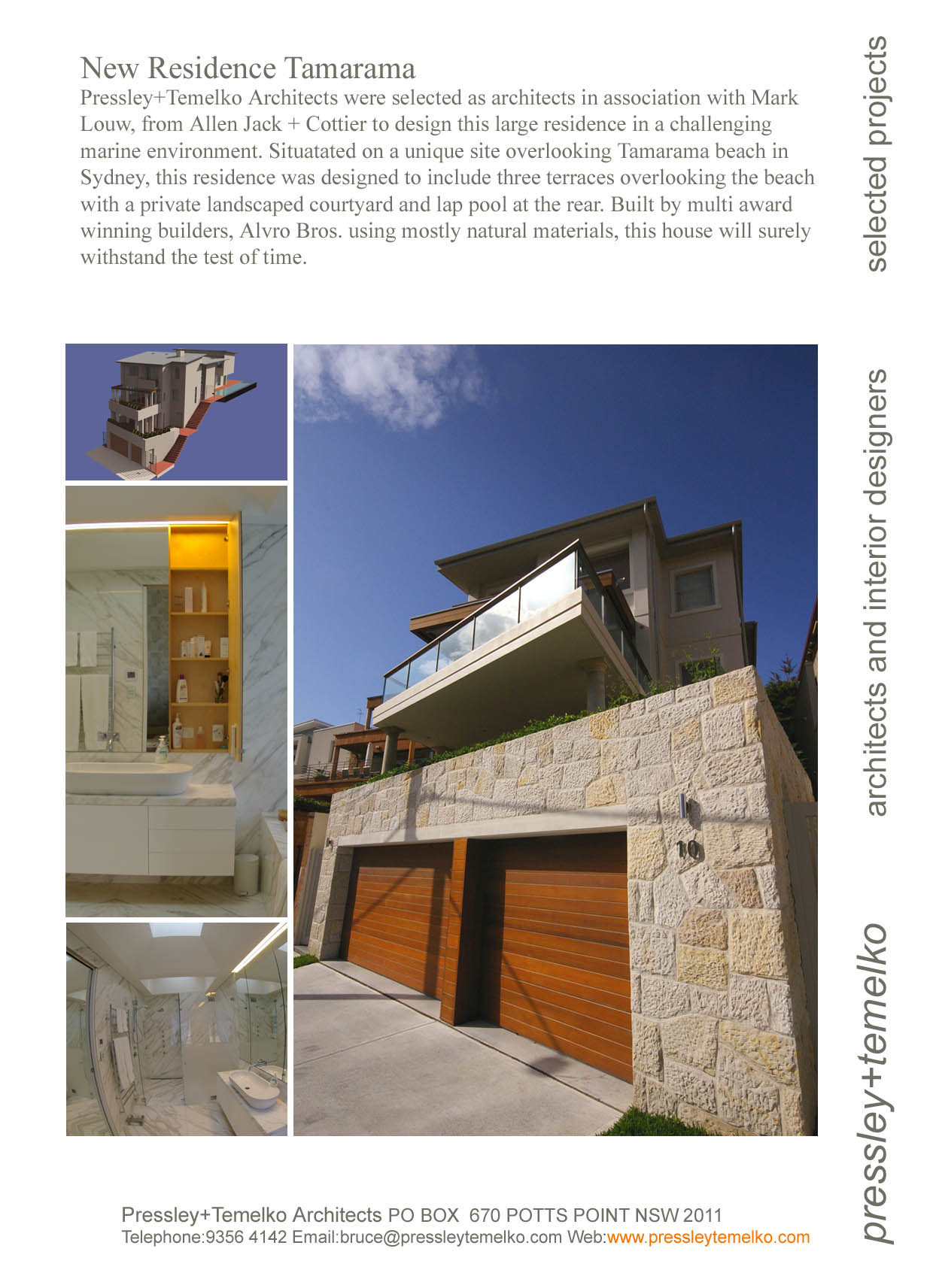 Residential for Residential architect